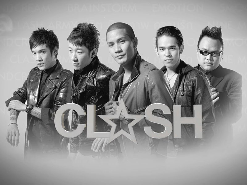 Clash สุดยอดวงดนตรีขวัญใจวัยรุ่นจากอดีตจนถึงปัจจุบัน